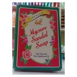Mysore Sandal Soap - Pure Sandalwood Oil - annastores